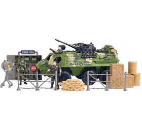 Armored Reconnaissance Battalion Plastica