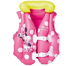 Nafukovací plavací vesta -Minnie, rozměr 51x46 cmBestway