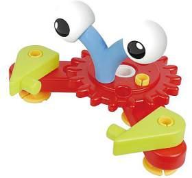 Stavebnice Junior Engineer - Crazy Monsters GIGO