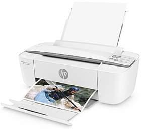 Tiskárna multifunkční HP DeskJet Ink Advantage 3775 A4, 8str./min, 5str./min, 1200 x 1200, 64 MB, manuální duplex, WF, USB - bílá