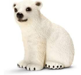 Zvířátko -mládě ledního medvěda SCHLEICH
