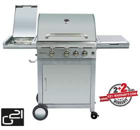 G21 California BBQ Premium Line, 4hořáky +OBAL aVENTIL!