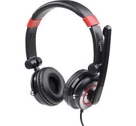 Sluchátka smik GEMBIRD MHS-5.1-001, USB, 5.1 zvuk