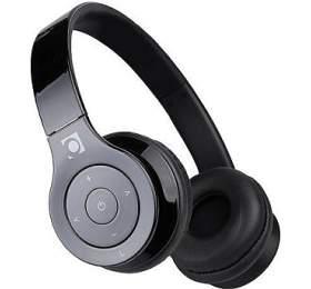Sluchátka Gembird Berlin Bluetooth, mikrofon, černá