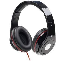 Sluchátka smik Gembird DETROIT MHS-DTW-BK, černé