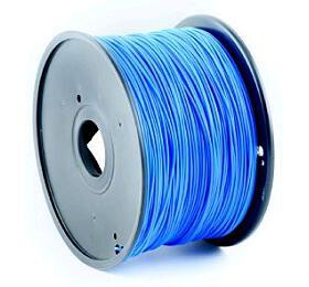 Tisková struna GEMBIRD, PLA, 1,75mm, 1kg, modrá