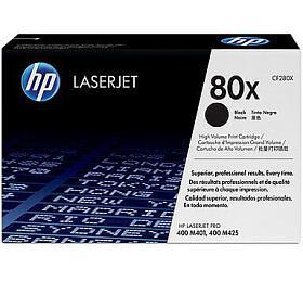 HP tisková kazeta černá velká, CF280X