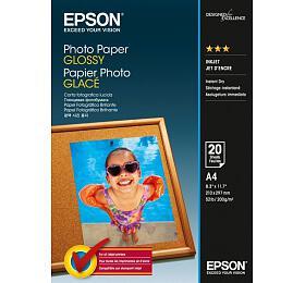 EPSON Photo Paper Glossy A4 20 listů