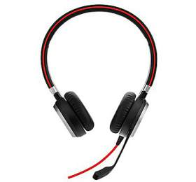 Jabra Evolve 40, Duo, USB/Jack
