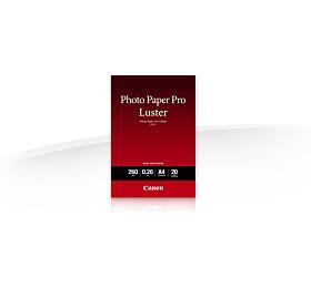 Canon LU-101, A2 fotopapír, 25 ks, 260g/m