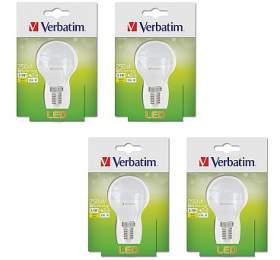 LED žárovka Verbatim, E14 3,1W 250lm