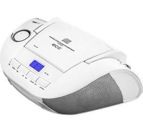 ECG CDR 800 U, bílý
