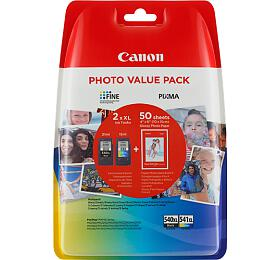 Canon PG-540XL /CL-541XL +50x GP-501
