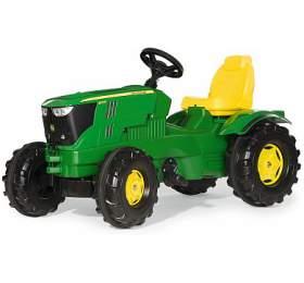 Šlapací traktor Farmtrac John Deere 6210 ROLLYTOYS