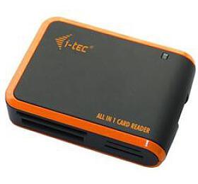 i-tec USB 2.0 univerzální čtečka