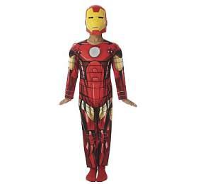 Avengers: Assemble -Iron Man Deluxe -vel. L