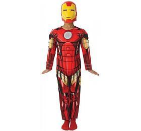 Avengers: Assemble -Iron Man Deluxe -vel. S