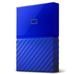 "HDD ext. 2,5"" Western Digital My Passport 1TB - modrý"