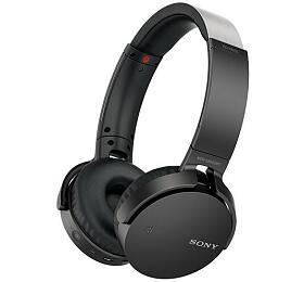 Sony MDR-XB650BT - černá