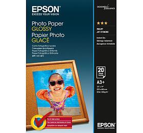 EPSON Photo Paper Glossy A3+ 20listů