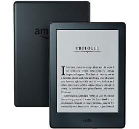 Amazon Kindle 8TOUCH Wi-Fi verze sreklamou -černá