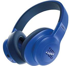 JBL E55BT - modrá