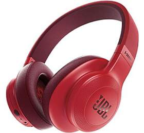 JBL E55BT - červená