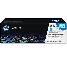 HP tisková kazeta azurová, CB541A