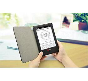 C-TECH PROTECT pouzdro pro C-TECH Lexis, hardcover, LSC-01, wake/sleep funkce, černé