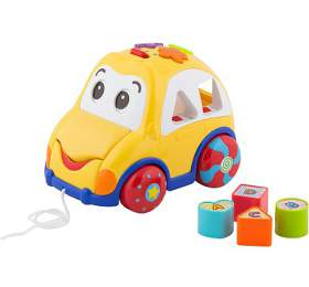 Auto vkládačka Buddy Toys BBT 3520