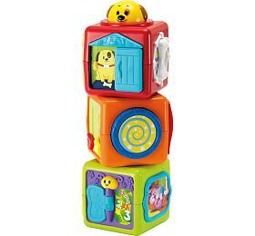 Hra Tři kostky zvířátka Buddy toys BBT 3010