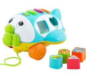 Letadlo vkládačka Buddy Toys BBT 3510