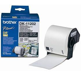 Brother DK-11202 Poštovní štítky