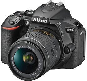 Nikon D5600 +18-55 AF-P VRKIT