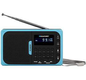 BLAUPUNKT PR5BL, AM/FM, PLL, USB, microSD