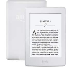 Amazon Kindle Paperwhite 3 2015, sponzorovaná, bílá