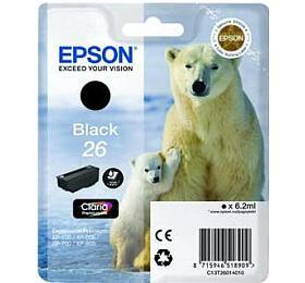 Epson Singlepack Black 26Claria Premium Ink