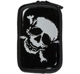 Pouzdro Acme Made Cool Little Case Silver Skull