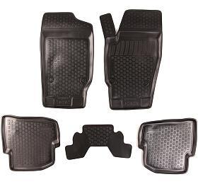 Gumové koberce Seat Ibiza IVSIXTOL
