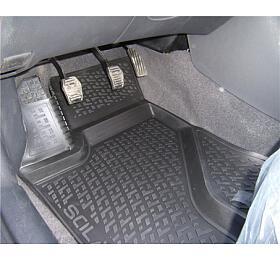 Gumové koberce BMW 5-er Limousine F10 Facelift SIXTOL