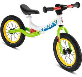 PUKY LR Ride bílo-zelené