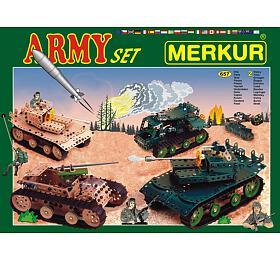 Merkur - Army set