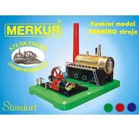 Parní stroj -funkční model