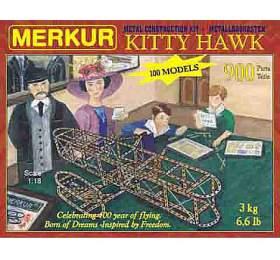 Merkur -Letadlo Kytty Hawk
