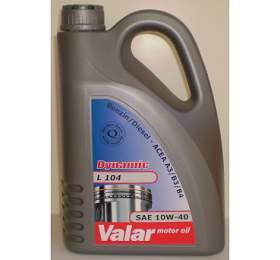 Valar Dynamic L 104 10W-40, 4l
