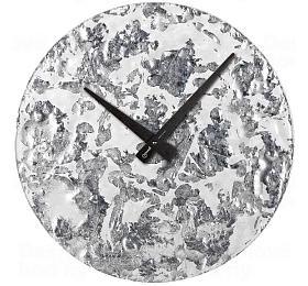 Designové nástěnné hodiny Lowell 11808 Luna divetro Design 38cm