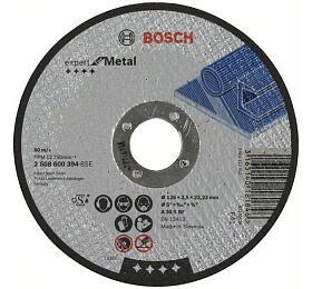 Dělicí kotouč rovný Expert for Metal - A 30 S BF, 125 mm, 2,5 mm - 3165140181846 BOSCH