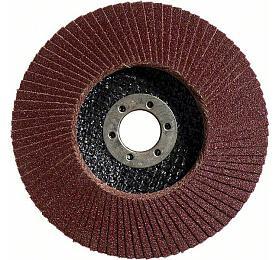Lamelový brusný kotouč X431, Standard for Metal; 115 x 23 mm, 40 - 3165140786676 BOSCH