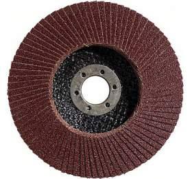 Lamelový brusný kotouč X431, Standard for Metal; 125 x22,23 mm, P40 BOSCH