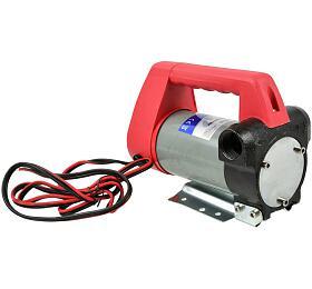 Čerpadlo nanaftu, 12V, 155W, 40l/min, plastová rukojeť GEKO